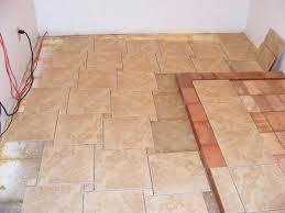 floor tile pattern ideas kitchen