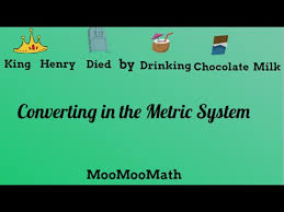 King Henry Died Drinking Chocolate Milk Chart Converting In The Metric System