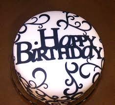 Happy Birthday Cakes For Men 12 Elegant Photo 500456 Attachment