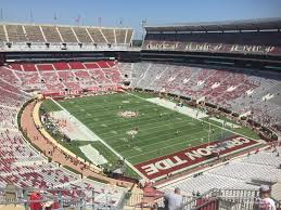 Bryant Denny Stadium Section Ss13 Rateyourseats Com