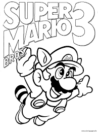Small Picture Super Mario Bros S Version 32c9a Coloring Pages Printable
