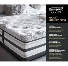 beautyrest simmons. Simmons Hospitality Beautyrest Black™ Napa™ Luxury Firm Beautyrest Simmons W