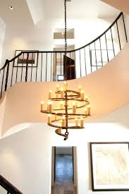 2 story foyer chandelier chandeliers for 2 story foyers best of two story foyer lighting fixtures