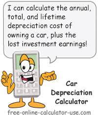 Car Depreciation Calculator How Much Will My Car Be Worth
