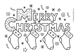 They're free to use for classroom or personal use. 61 Printable Christmas Coloring Sheets Photo Inspirations Madalenoformaryland