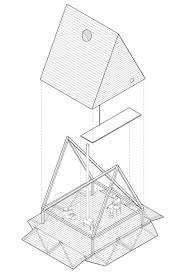 simple architectural drawings. Delighful Simple Simple Architectural Drawings A Geometric Form Sitting Harmoniously  In The Forest Of Sweden Allows In Simple Architectural Drawings P