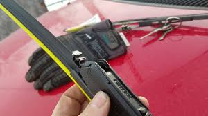 How To Install A Rain X Latitude Windshield Wiper Blade On A 1997 Ford F150