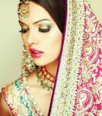 indian bridal makeup d