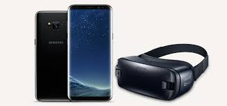 samsung galaxy s8. or lock into gear vr and 360 so you can experience awe-inspiring virtual reality videos games. with endless options, the galaxy s8 itself is just samsung o
