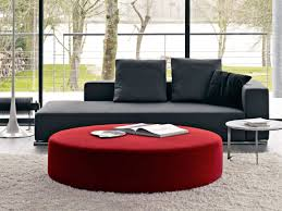Living Room Chair With Ottoman Large Circular Ottoman Living Room Chairs And Ottomans Round