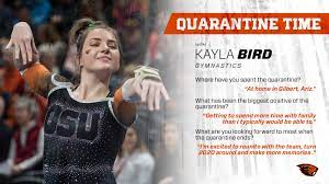Quarantine Q & A with Kayla Bird | Pac-12