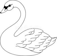 Small Picture swan coloring pages Googleda Ara Patterns Pinterest Swans