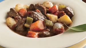 old fashioned oven beef stew