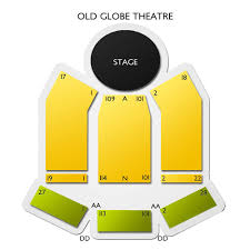 Old Globe Seating Chart How The Grinch Stole Christmas Sun Dec 22 2019 5 00 Pm