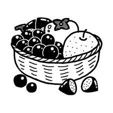 果物のぬりえ塗り絵素材画像集 Naver まとめ