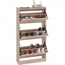 <b>Тумба для обуви СОКОЛ</b> ТО-23 беленый дуб - купить в интернет ...