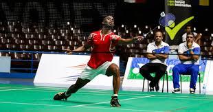 Por asumir nuevos retos destacado badmintonista cubano Leodannis Martínez