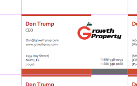 How To Put Your Logo On A Business Card Template With Microsoft Word