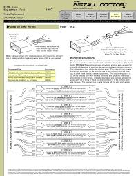 1999 ford f 150 radio wiring harness modern design of wiring diagram • location of 1997 f150 speaker wiring diagram wiring diagram for rh bestbreweries co 2011 ford f