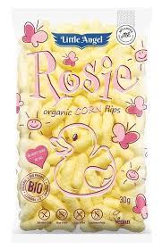 <b>Кукурузные снеки</b> органические Рози <b>Little</b> Angel (30 г) купить в ...