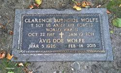 Avis Doe Wolfe (1926-2015) - Find A Grave Memorial
