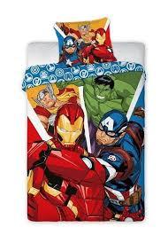 Купить сейчас - <b>Постельное белье Марвел</b> Мстители - Тор, <b>Халк</b> ...