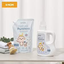 tuan1010 Nước giặt đồ sơ sinh hữu cơ (organic) K-MOM Hàn Quốc tuan1010  chính hãng 189,000đ