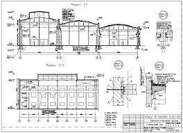 Промышленные здания для Автокад autocad скачать бесплатно  Курсовой по Архитектуре Промздание