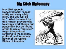 Image result for Big Stick ideology