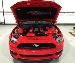 2015-2017 Mustang Painted Complete Engine Package - RPIDesigns.com