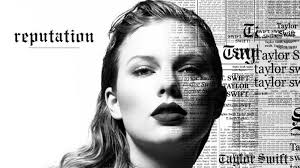 Small Picture Taylor Swift underlines Reputation with new album