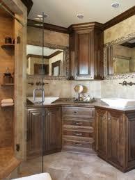 double sink vanity. corner double sink vanity | vessel sinks