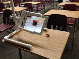 i ve seen several do it yourself stands meant to turn the ipad into a functional doent along with an apple tv one thing i find lacking in all