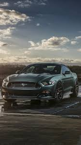 iPhone 7 - Vehicles/Ford Mustang GT - Wallpaper ID: 640969