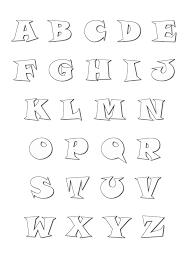 Dessins Alphabet Rigolo Ducatifs