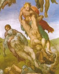 723px michelangelo giudizio univer dettagli 36 jpg 723 900 most famous paintingsmichelangelos