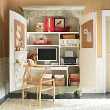 small home office solutions. Solutions For Renters Design Series - 10 Small Creative Home Offices Homesthetics Decor (28) Office L