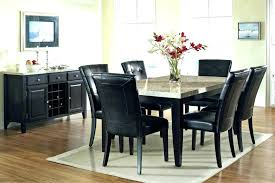6 chair dining table marble dining table 6 chairs large size of chair dining table set