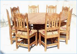southwest dining set bear creek with round dining table