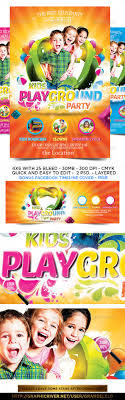 kids party flyer template 2 0 party flyer events and poster kids party flyer template advertisement anniversary balloon birthday child children christmas church easter event flyer fun grandelelo holiday