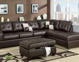 Black Leather Sectional Sofa With Recliner Sofa Beautiful Wrap Around Sofas Black Leather Reclining
