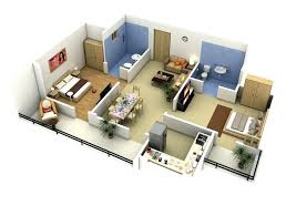 bedroom house plan floor design home 3d freemium mod apk