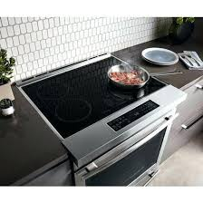 jenn air induction cooktop with downdraft. Simple Cooktop Air Induction Range More Images Videos Jenn Slide In 30 Electric Downdraft  Reviews R Cooktop With