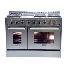 Professional Ovens For Home Double Oven Gas Ranges Gas Ranges The Home Depot