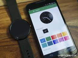 moto android watch. moto 360 watch face customizations android