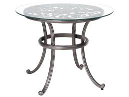 chrome bistro table and chairs chair adorable new cast aluminum round glass top bistro table pics