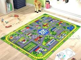 kids play rugs with roads fun city street car rug non road parts lawford rugby mat