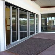 rolling shutters for sliding glass doors frame aluminum door with roller shutter hurricane resistant slidin