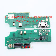 For Honor 3X G750 USB Dock Charging Port
