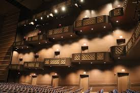 Fulton Theater Seating Chart Venues Peoria Symphony Orchestra